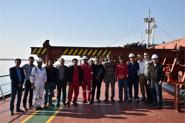 Imam Khomeini Port, Host of Control and Inspection Officers of Country's Ports