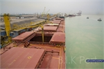 Record-breaking of Unloading Grains Ships at Imam Khomeini Port