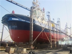 The operation speed of Imam Khomeini port in implementing major underwater Maintenance of Sabour 1 Tug